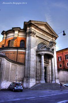 Bernini - Sant'Andrea al Quirinale (1658-1678)