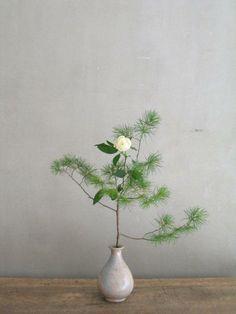Ikebana by Mario Hirama