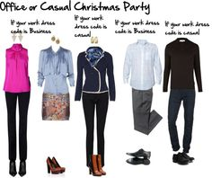 """""""Casual or in office Christmas Party"""" by imogenl ❤ liked on Polyvore"""