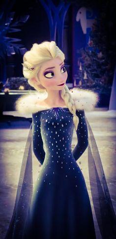 Frozen Queen, Disney Princess Frozen, Disney Princess Pictures, Disney Princess Dresses, Queen Elsa, Frozen Art, Frozen Movie, Olaf Frozen, Frozen Stuff