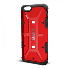 UAG iPhone 6 Plus and 6s Plus Composite Case - Magma / Black   Mobile Madhouse