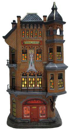 Dickensville Elfsteden Series - Leeuwarden Centraal Apotheek