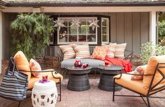7 To-Die-For Outdoor Living Rooms – One Kings Lane — Our Style Blog