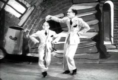 vaudeville nicholas brothers    One of the earliest clips of the Nicholas Brothers ...