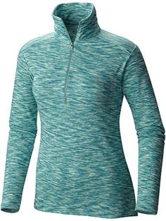 Columbia Womens Outer Spaced Half Zip Dusty Green Medium * Click image for more details.Note:It is affiliate link to Amazon.