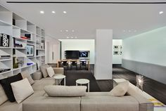 In Renovating The Design Center Within Its Fashion Avenue Headquarters Calvin Klein Jeans Sought A Worke That Would Be Both Highly Functional