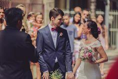 Casamento na rua de Lais e Glauco