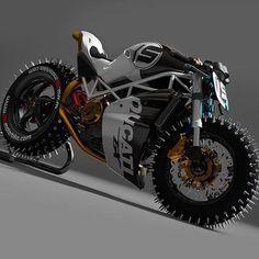 Ducati Ice Racer