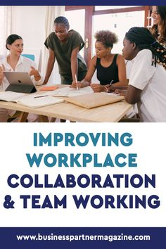 If you want a company to succeed, it is highly important to ensure that everyone working for it has strong collaboration skills and that any teams in it are working in an effective manner. #teamwork #workplace #collaboration