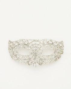 Gem Encrusted Mask