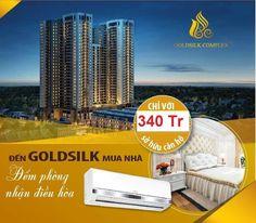 Chủ đầu tư dự án chung cư Goldsilk Complex xin gửi đến quý khách hàng chương trình ưu đãi có một không hai tại thị trường căn hộ khu vực quận Hà Đông.