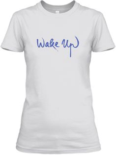Wake Up North America by teespring:  Wake Up is an international movement launched by Zen master, peace activist and poet Thich Nhat Hanh. Wake Up's vision is to provide support for young people to create communities and practice the art of mindfulness together in the midst of everyday life.   #Wake_Up #Tee #Thich_Nhat_Hanh