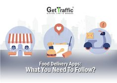 There are certain things a food delivery service should consider before going for mobile app development. Read this blog to understand more about this topic. Meal Delivery Service, Digital Marketing Services, App Development, Mobile App, Family Guy, Reading, Blog, Mobile Applications, Reading Books
