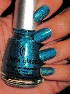 China Glaze DV8 nail polish