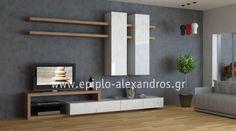 x 952 Pixel - Tv Decoration Wall Living Room Wall Units, Home Living Room, Living Room Designs, Living Room Decor, Tv Unit Design, Tv Wall Design, Tv Unit Furniture, Furniture Design, Modern Tv Wall Units
