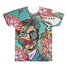 Colorful Art Shirt LI