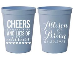 personalized plastic cups party cups wedding cups custom plastic