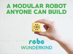 A robotics and coding kit for kids of all ages. Build, code, play, create the future!