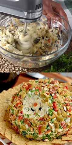 This Olive Cheeseball is THE BEST! Simple to make and so delicious, it will be the hit of any party! This Olive Cheeseball is THE BEST! Simple to make and so delicious, it will be the hit of any party! Finger Food Appetizers, Yummy Appetizers, Appetizer Recipes, Dinner Recipes, Party Appetizers, Simple Appetizers, Seafood Appetizers, Snacks Recipes, Finger Foods