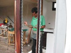 container home glass