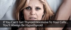 Discover the systematic approach to overcoming your hypothyroidism even if you've tried everything...