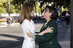 """Queen Letizia assisted at the Seminar """"A new Ibero-American cooperation"""" 