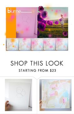 """""""Blume...."""" by sgnprogram ❤ liked on Polyvore featuring Blume"""