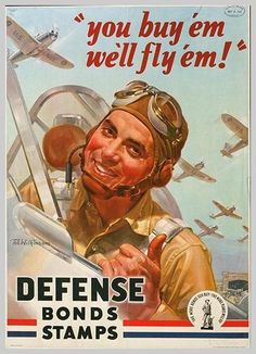 Vintage Political Posters from World War II