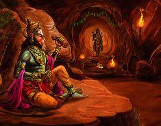 Shree Krishna Wallpapers, Lord Hanuman Wallpapers, Hanuman Images, Lord Krishna Images, Shiva Art, Hindu Art, Hanuman Chalisa, Durga, Shri Ram Photo