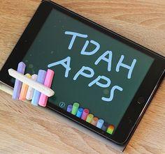 Lista de recursos para trabajar la concentración, atención, coordinación... de menores con TDAH.