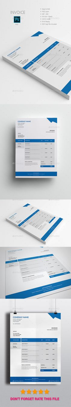 Business Invoice Templates For Website Marketing Invoice - business invoices templates