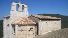Ermita de San Pantaleón de Losa, en Valle de Losa Burgos