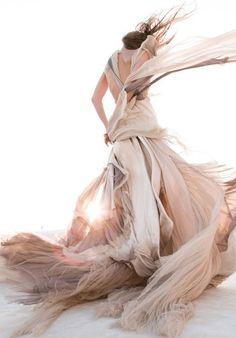 ideas for wedding gown sophisticated bride bridal fashion
