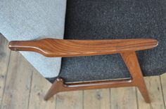 Dutch High Back Armchair