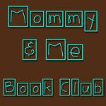 """""""Mommy and Me Book Club"""" - looks like so much fun!"""