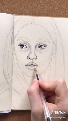 Bullet Journal Art, Art Journal Pages, Art Journals, Art Journal Inspiration, Art Inspo, Arte Sketchbook, Watercolor Sketchbook, Art Diary, Art Drawings Sketches Simple