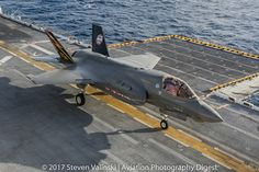 "https://flic.kr/p/QQ895q | Lockheed Martin F-35B Lightning II JSF | BF-01  461st Flight Test Squadron (461 FLTS) ""Deadly Jesters""  F-35B DT-III   USS America (LHA-6)  ***CHECK OUT OUR COVERAGE OF F-35B DT-III: AVIATION PHOTOGRAPHY DIGEST***"