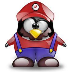 Los mejores iconos para Tux (y Tuz), la popular mascota de Linux. | Los Apuntes de Tux
