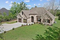 """""""The Bailey"""" with Bonus Room and Game Room. 3400 square feet of luxury."""