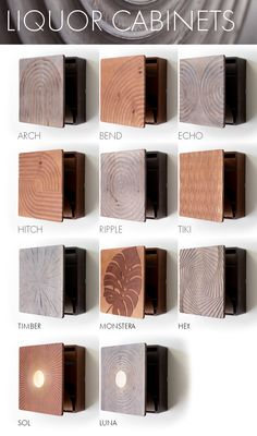 Karvd Wood Panels Turn Static Wall Fixtures Into Rotatable Puzzle Pieces Diy Wall Art, 3d Wall, Wood Wall Art, Screen Material, 3d Panels, 3d Cnc, Floor Wallpaper, Bath Cabinets, Panel Systems