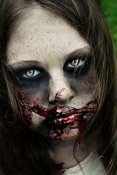 Zombie... by sandrastrange.deviantart.com on @deviantART