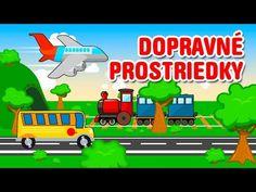 Dopravné prostriedky | Čarovná škôlka | Detské pesničky - YouTube Transportation Theme, Karaoke, Mario, Family Guy, Classroom, Children, Youtube, Fictional Characters, Hampers