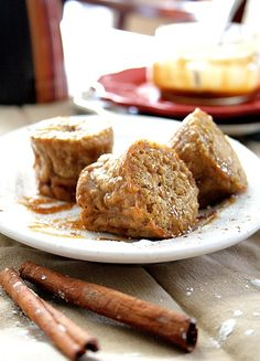 Gingerbread Popovers  | Doughmesstic