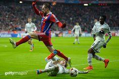 uefa champions league | Ribery