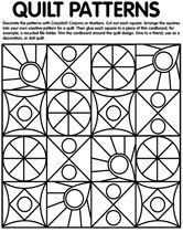 quilt patterns  Faith Ringgold-Tar Beach