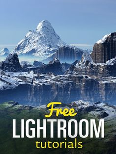 Lightroom covers every aspect of modern photography: image organization, photo editing, and publishing. Lightroom is lik Photoshop Fail, Photoshop Presets, Lightroom Tutorial, Lightroom Presets, Photography Software, Photoshop Photography, Digital Photography, Photoshop Elements Tutorials, Ps Tutorials
