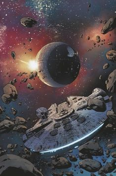 reillybrown: Here are some Star Wars covers Ive - Star Wars Canvas - Latest and trending Star Wars Canvas. reillybrown: Here are some Star Wars covers Ive Star Wars Fan Art, Star Trek, Star Wars Painting, Galaxy Painting, Star Wars Pictures, Star Wars Images, Original Star Wars Movie, Star Francaise, Nave Star Wars