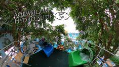 Aquaticum Hydro Slide (Blue) 360° VR POV Onirde Vr, Make It Yourself, Blue