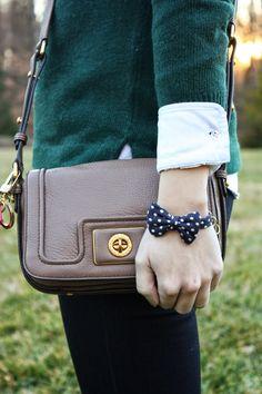 Caralina Style: Bejeweled Sweater