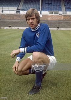 Sport, Football, pic: 1971, David Nish, Leicester City full back who won 5 England international caps between 1974-1975, while with Derby County  (Photo by Bob Thomas/Getty Images)